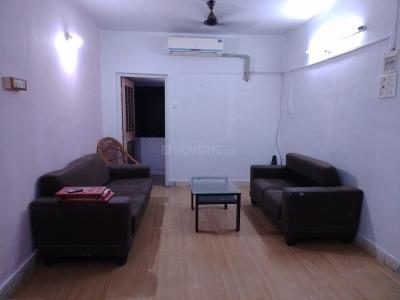Gallery Cover Image of 1050 Sq.ft 3 BHK Apartment for rent in Vashi for 25000