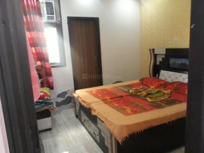 Gallery Cover Image of 850 Sq.ft 3 BHK Independent Floor for rent in Matiala for 20000