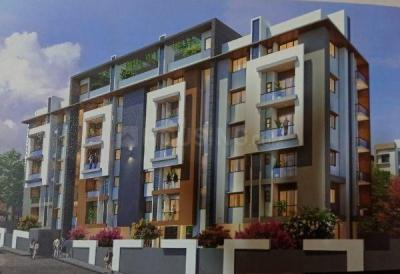Gallery Cover Image of 1345 Sq.ft 3 BHK Apartment for buy in Bamunimaidam for 5380000