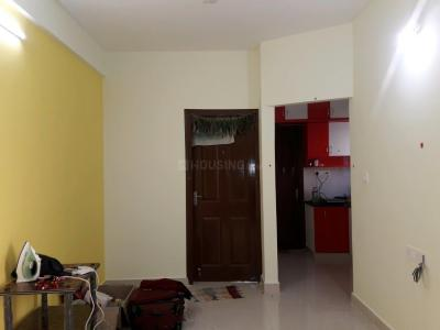 Gallery Cover Image of 552 Sq.ft 1 BHK Apartment for rent in Electronic City for 10000