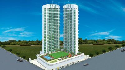 Gallery Cover Image of 1220 Sq.ft 2 BHK Apartment for buy in Greenwoods, Kharghar for 11500000