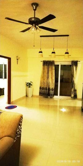 Living Room Image of 1850 Sq.ft 3 BHK Apartment for rent in PanaCea Golden Nest, Gunjur Village for 23000