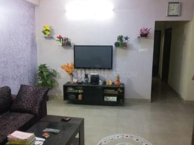 Gallery Cover Image of 1235 Sq.ft 3 BHK Apartment for buy in Eden Brookside, Joka for 5600000