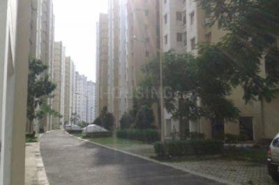 Gallery Cover Image of 425 Sq.ft 1 BHK Apartment for rent in Shapoorji Pallonji Houshing Complex, Rajarhat for 7600