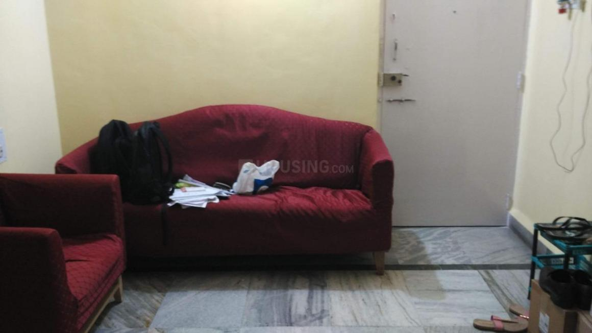 Living Room Image of 570 Sq.ft 1 BHK Apartment for rent in Powai for 30000