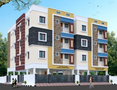 Gallery Cover Image of 943 Sq.ft 2 BHK Apartment for buy in Iyyappanthangal for 4054000