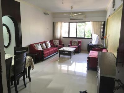 Gallery Cover Image of 750 Sq.ft 1 BHK Apartment for rent in Bandra West for 45000