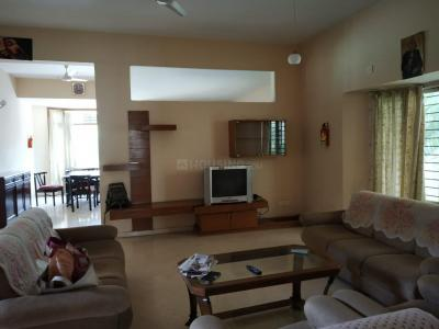 Gallery Cover Image of 1500 Sq.ft 3 BHK Independent House for rent in Panduranga Nagar for 35000