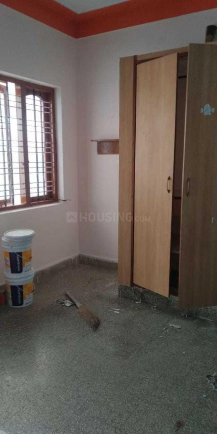 Bedroom Image of 600 Sq.ft 1 RK Independent Floor for rent in Banashankari for 5500