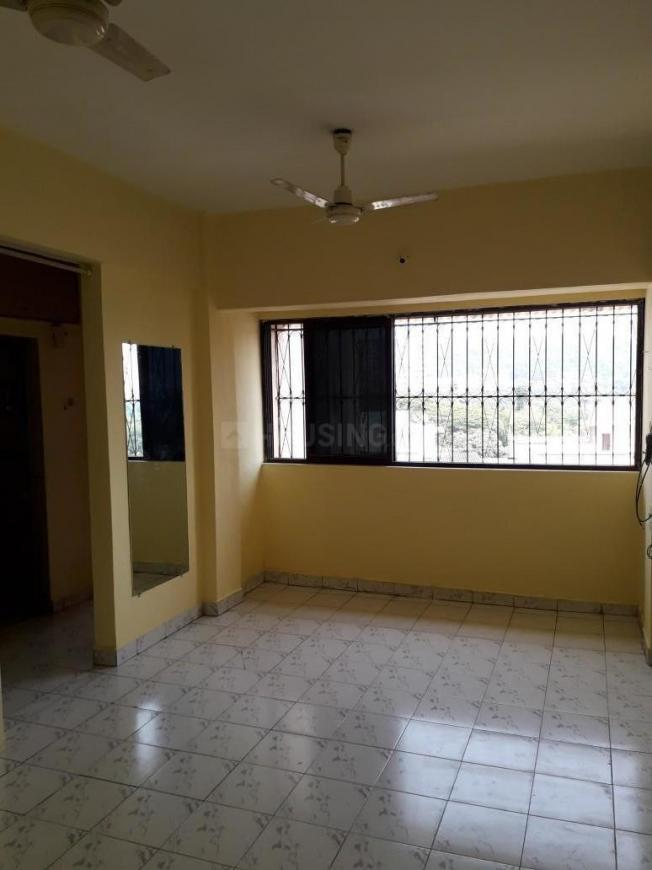 Living Room Image of 600 Sq.ft 1 BHK Apartment for rent in Nerul for 20000