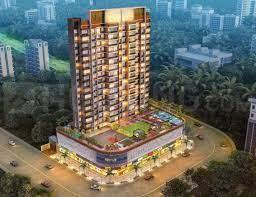 Gallery Cover Image of 1200 Sq.ft 2 BHK Apartment for buy in Aaron Kasturi Heritage, Kharghar for 12500000