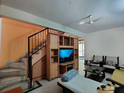 Gallery Cover Image of 2100 Sq.ft 3 BHK Apartment for rent in Gopalan Temple Trees Apartment, Kumaraswamy Layout for 40000