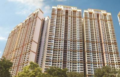 Gallery Cover Image of 1685 Sq.ft 3 BHK Apartment for buy in Paradise Sai World City, Panvel for 13900000