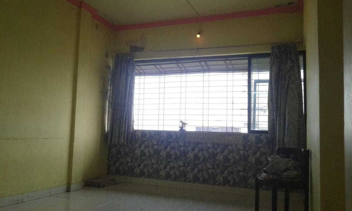 Living Room Image of 450 Sq.ft 1 BHK Apartment for rent in Santacruz East for 25000
