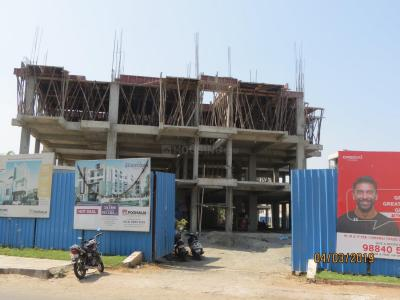 Gallery Cover Image of 973 Sq.ft 2 BHK Apartment for buy in Chromepet for 4816350