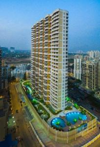 Gallery Cover Image of 1250 Sq.ft 2 BHK Apartment for buy in Paradise Sai Crystals, Kharghar for 11000000