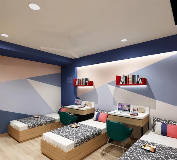 फ़ोर्ट में हाइव होस्टल्स के बेडरूम की तस्वीर