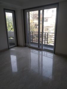 Gallery Cover Image of 1200 Sq.ft 2 BHK Independent Floor for rent in Chittaranjan Park for 30000