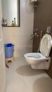 Bathroom Image of Single Room For Female In A 2 Bhk In Worli in Lower Parel