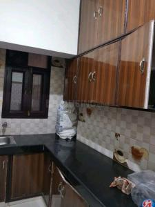 Kitchen Image of Dwarka PG in Sector 14 Dwarka