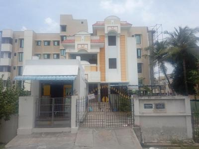 Gallery Cover Image of 1000 Sq.ft 2 BHK Independent Floor for rent in Sembakkam for 10000