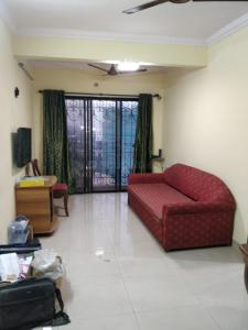 Gallery Cover Image of 725 Sq.ft 1 BHK Apartment for rent in Bandra East for 35000