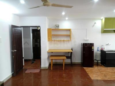 Gallery Cover Image of 700 Sq.ft 1 BHK Apartment for buy in Anil Sri Vishnus Grande Vista, Pragathi Nagar for 2980000