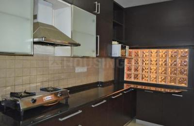 Kitchen Image of Jain House Green Ville in Sector 48