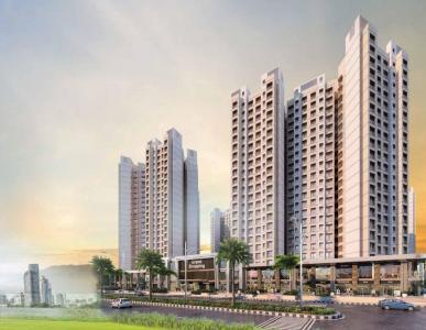Gallery Cover Image of 530 Sq.ft 1 BHK Apartment for buy in Sunteck MaxxWorld 1 Tivri Naigaon East, Naigaon East for 2950000