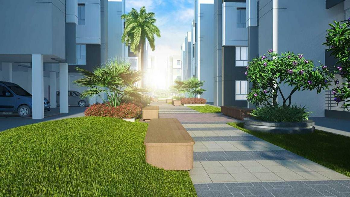 Building Image of 745 Sq.ft 2 BHK Independent House for buy in Joka for 1676250