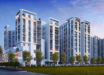 Gallery Cover Image of 925 Sq.ft 3 BHK Apartment for buy in Mankundu for 2451250