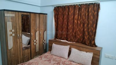 Gallery Cover Image of 1025 Sq.ft 2 BHK Apartment for rent in Ghodasar for 15000