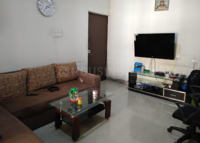 Gallery Cover Image of 667 Sq.ft 1 BHK Apartment for buy in Sai Prasad Residency, Kharghar for 7200000