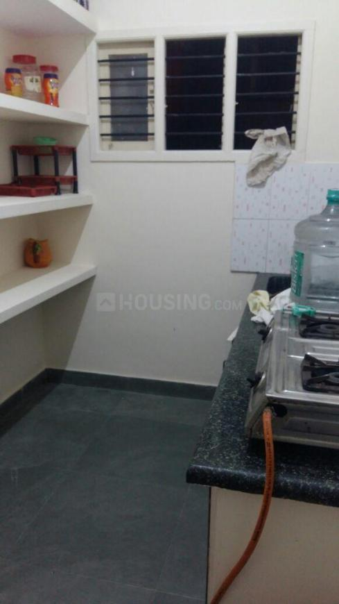 Kitchen Image of 1200 Sq.ft 2 BHK Independent House for rent in New Thippasandra for 21000