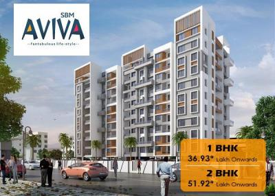 Gallery Cover Image of 648 Sq.ft 1 BHK Apartment for buy in Hinjewadi for 3750000