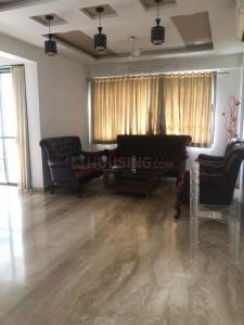 Gallery Cover Image of 2800 Sq.ft 4 BHK Apartment for rent in Setu Copper Stone, Thaltej for 65000