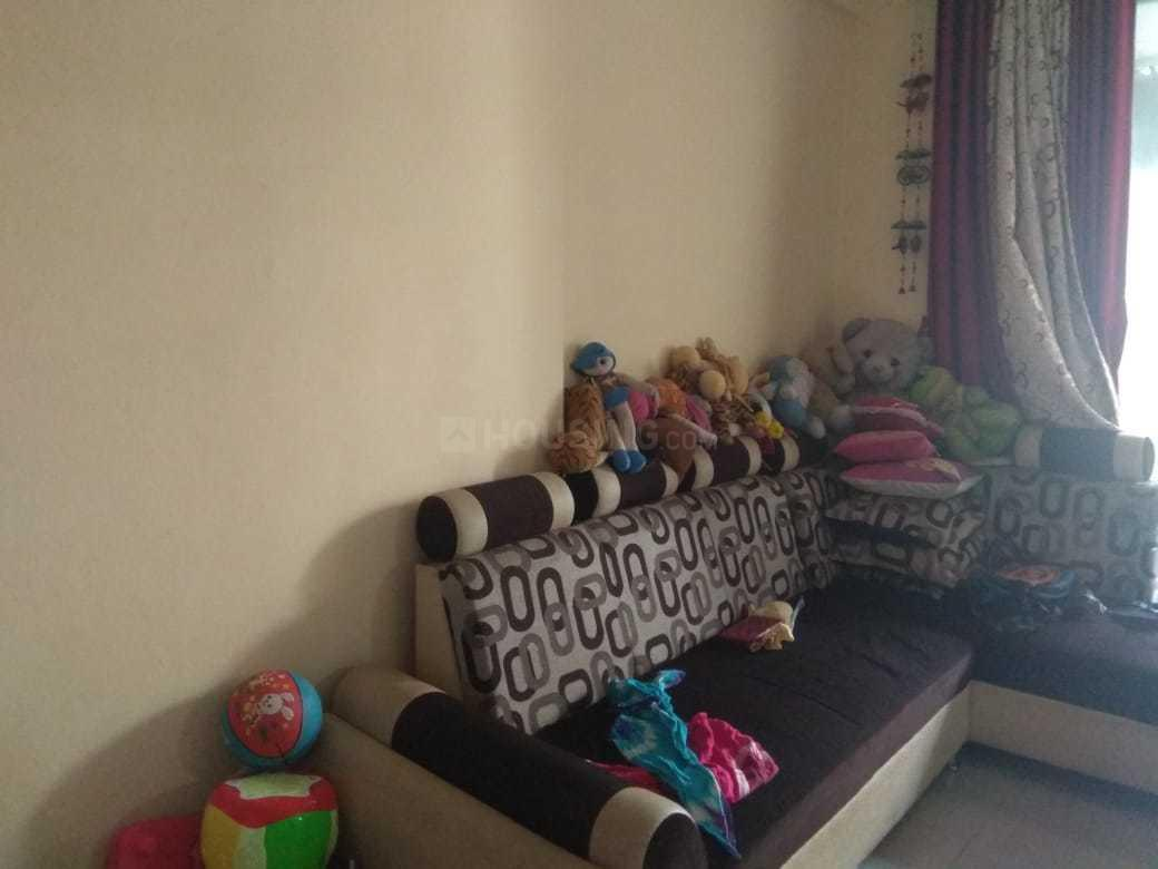 Living Room Image of 600 Sq.ft 1 BHK Apartment for rent in Bhiwandi for 8000