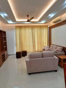 Gallery Cover Image of 2393 Sq.ft 3 BHK Apartment for rent in East Kolkata Township for 75000