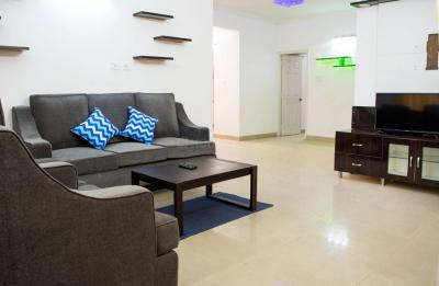 Living Room Image of PG 4642463 K R Puram in Krishnarajapura
