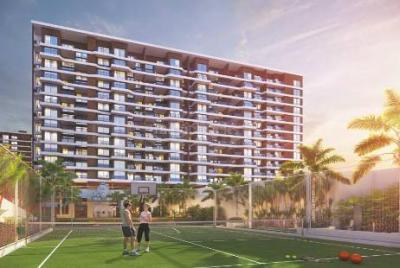 Gallery Cover Image of 1250 Sq.ft 3 BHK Apartment for buy in Shree Sonigara Signature Park, Thergaon for 9541000