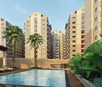 Gallery Cover Image of 607 Sq.ft 1 BHK Apartment for buy in Nizampet for 2555666
