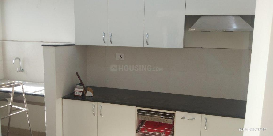 Kitchen Image of 1200 Sq.ft 2 BHK Apartment for rent in Iyyappanthangal for 23000