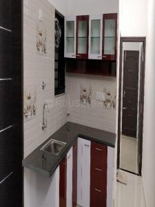 Gallery Cover Image of 600 Sq.ft 1 BHK Independent Floor for rent in Maruthi Sevanagar for 11000