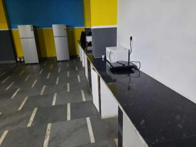 Kitchen Image of Luxury PG Accommodation Frontier in Sector 104