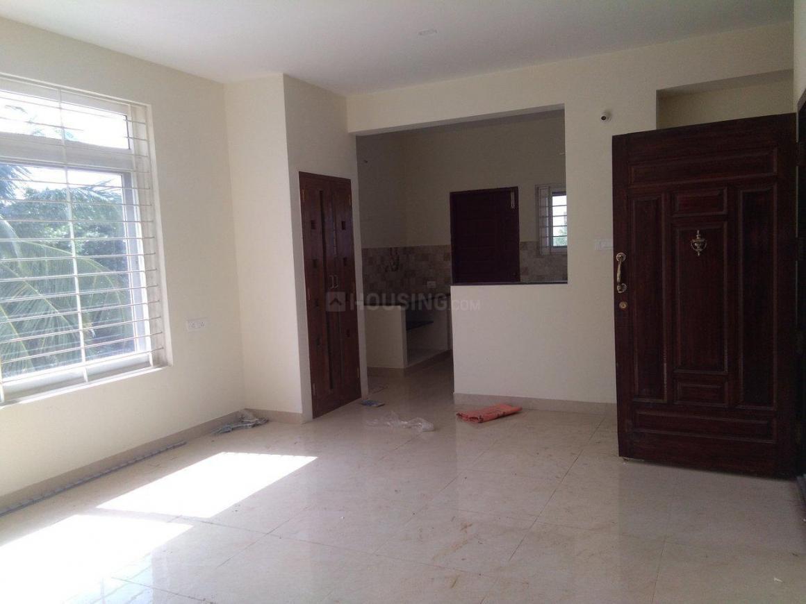 Living Room Image of 950 Sq.ft 2 BHK Independent Floor for rent in Vijayanagar for 20000