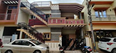 Gallery Cover Image of 1200 Sq.ft 2 BHK Independent Floor for rent in Sriramapura for 12000