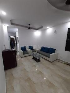 Gallery Cover Image of 700 Sq.ft 1 BHK Independent Floor for rent in Ramesh Nagar for 17000