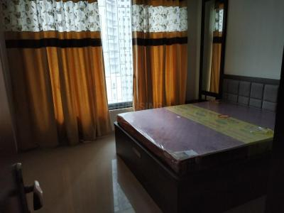 Bedroom Image of Vantage Homes PG in Goregaon West