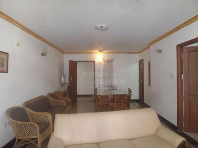Gallery Cover Image of 1200 Sq.ft 2 BHK Apartment for rent in Sanjaynagar for 38000