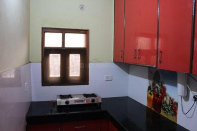 Kitchen Image of Nyc PG in Dwarka Mor